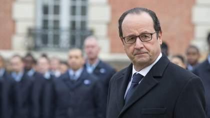 Невідомі зламали Facebook-сторінку Президента Франції