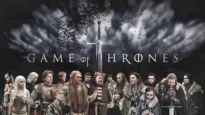 """Український актор отримає одну з ролей у серіалі """"Гра престолів"""""""