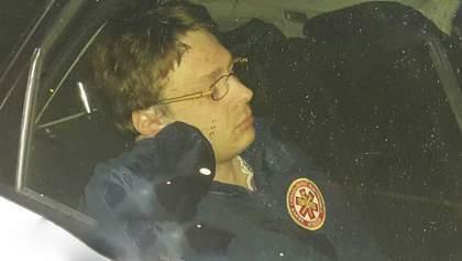Пьяный водитель спровоцировал ДТП на территории детской больницы
