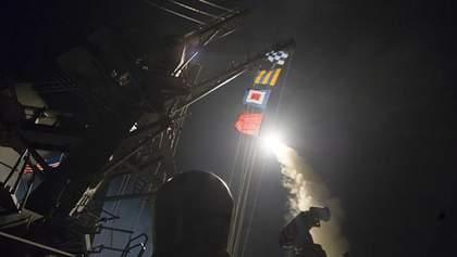 Європейські лідери прокоментували атаку США по Сирії