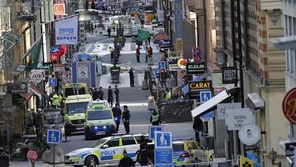 Полиция Швеции прокомментировала стрельбу, связанную с терактом в Стокгольме