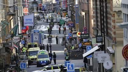 Теракт в Стокгольме: жертв могло быть гораздо больше
