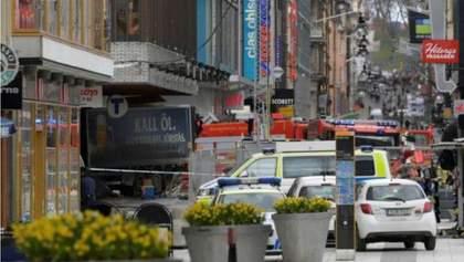 Появились новые детали расследования по делу стокгольмского теракта