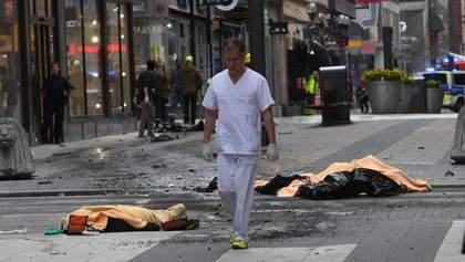 Подозреваемый в совершении кровавого теракта в Стокгольме признал свою вину, – СМИ
