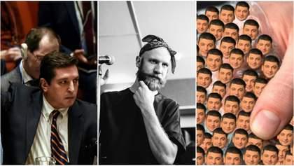 Хамство Росії, казус Дорна і Гройсман-пупиришка: головне за тиждень