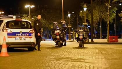 Стало відомо, хто влаштував стрілянину в центрі Парижа