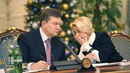 Герман вспомнила  свое первое прикосновение к Януковичу