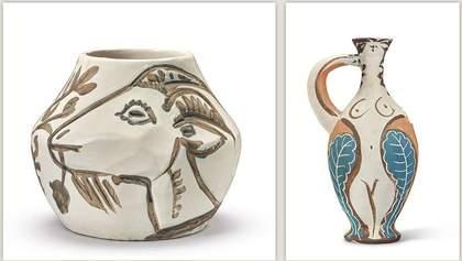 Произведения искусства Пикассо выставили на масштабный аукцион