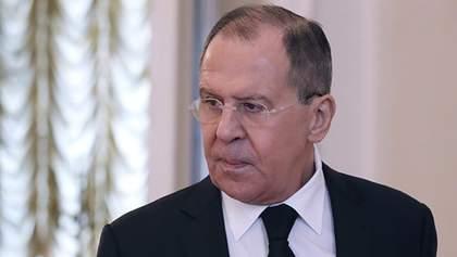 """Лавров шедеврально обмовився щодо """"ЛНР"""", коментуючи підрив авто ОБСЄ"""