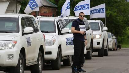 Патрули ОБСЕ снова начали работу на Донбассе
