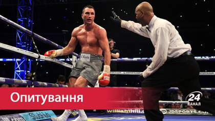 Стоит ли Владимиру Кличко завершать карьеру?