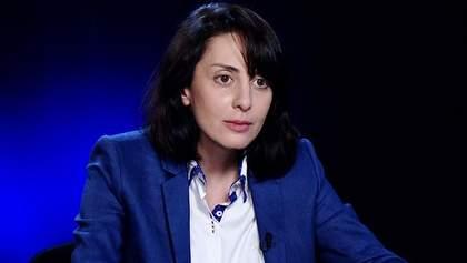 Экс-реформаторка Украины стала гражданкой Грузии