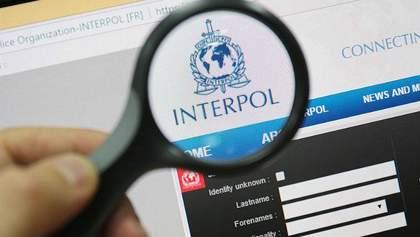 Інтерпол зняв з розшуку 14 одіозних українських політиків