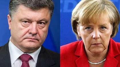 Головні новини 8 травня: переговори Порошенка з Меркель, Франція обрала нового президента