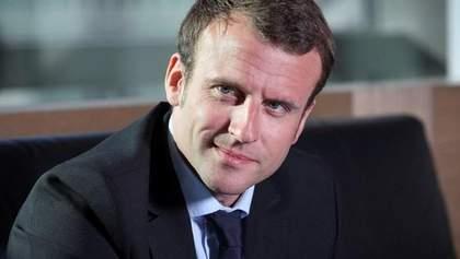Новий президент Франції: якими будуть перші кроки Макрона?