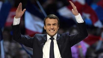 Vive Макрон: новий президент Франції – сюрприз із багатьма невідомими?