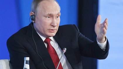 Первая половина 2017-го стала для Путина провалом, – Die Zeit