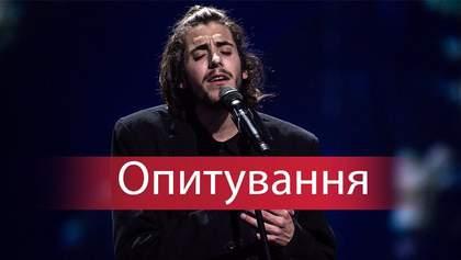 Считаете ли Вы достойным победы выступление португальца Собрала на Евровидении? (Опрос)