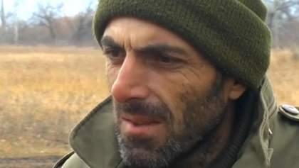 В Киеве попрощались с добровольцем из Грузии
