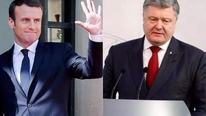 Головні новини 14 травня: заяви Порошенка, інавгурація Макрона та скандали Євробачення-2017