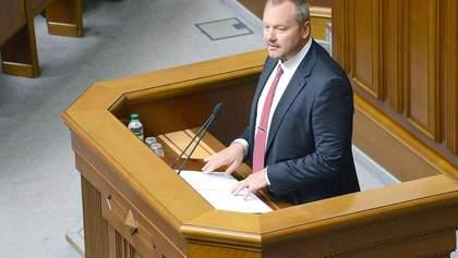 Комитет по вопросам регламента просит забрать мандат у скандального нардепа