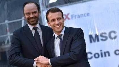 Письменник і консерватор: що відомо про нового прем'єр-міністра Франції Едуарда Філіпа