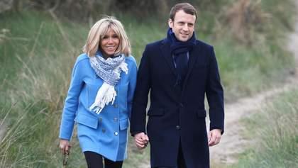 Привабливий хлопець із симпатичною мамою, – Берлусконі про Макрона