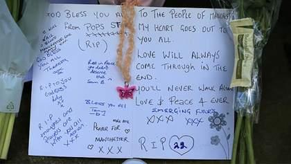 Названы первые имена жертв теракта в Манчестере