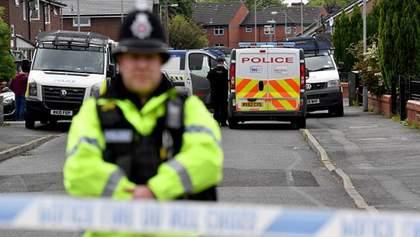 Полиция задержала еще одного сообщника террориста из Манчестера