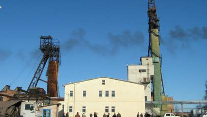 """На Львовщине возобновили работу шахты """"Степная"""", где три месяца назад произошел трагический взрыв"""