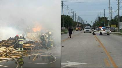 Головні новини 5 червня: масштабна пожежа на складах під Києвом, кривава стрілянина в Орландо