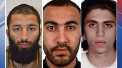 """Камера спостереження зафіксувала зустріч """"терористів Лондонського мосту"""" за 5 днів до трагедії"""