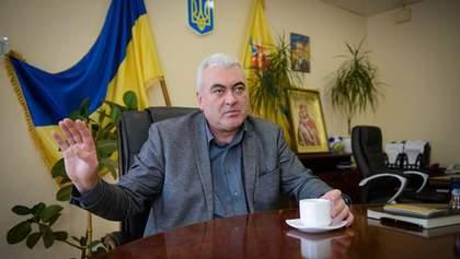 Мер українського міста отримав підозру у скоєнні злочину