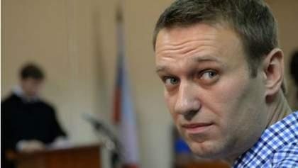 Что стало причиной задержания Навального, – пресс-служба полиции РФ