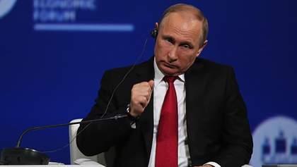 Путин объяснил, почему началось кровопролитие на Донбассе