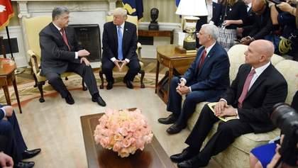 Головні новини 20 червня: зустріч Порошенка з Трампом та пожежа на Хрещатику