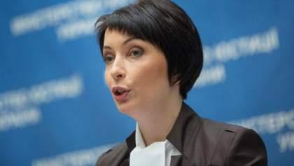 Защищать Гужву примчалась скандальный министр юстиции времен Януковича Елена Лукаш