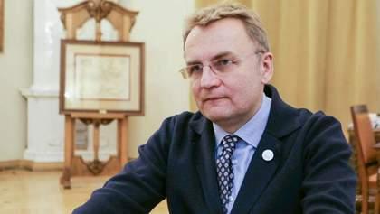 Садовий повідомив останні новини щодо вивезення сміття зі Львова