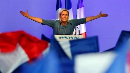 Проти пропутінської Ле Пен розпочали офіційне розслідування