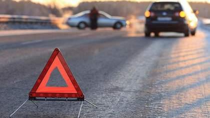 Пьяный депутат, которого лишили водительских прав, спровоцировал аварию и скрылся с места ДТП