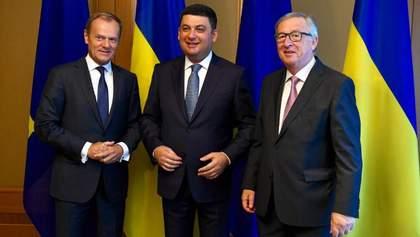 Туск пояснив, що для України небезпечніше від зовнішнього ворога