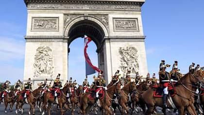 Святкування взяття Бастилії: Трамп та посилені заходи безпеки у Парижі