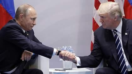 Верите ли вы Трампу после слухов о тайной встрече с Путиным?