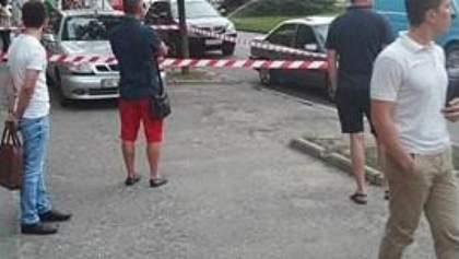 Вбивство АТОвців у Дніпрі: з'явилось відео жорстокої стрілянини (18+)