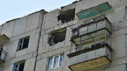 У Красногорівці показали величезний список зруйнованих будівель