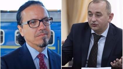 """Прокуратура передала """"Укрзалізниці"""" заарештовані вагони, які належали екс-міністру Клименку"""