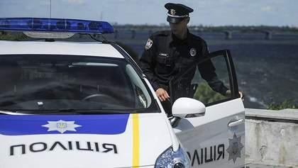 На Одещині підірвали автомобіль поліції: є постраждалі