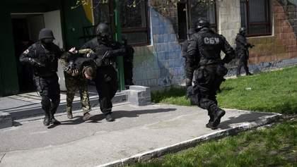 СБУ планирует дать бой террористам в одном из городов Донбасса