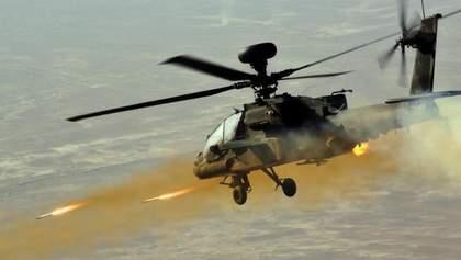Військовий вертоліт розбився в Ізраїлі: є жертви