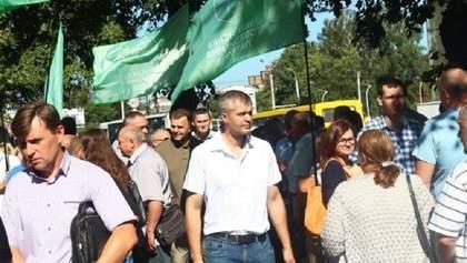 В УКРОПі назвали затримання свого партійця на Волині зведенням рахунків із політичними опонентами